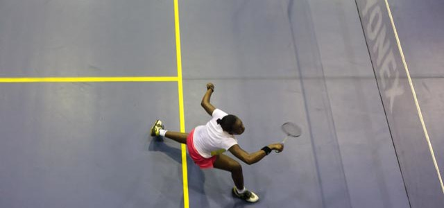 PICTURES: 2nd Lagos International Badminton Classics. Day 2