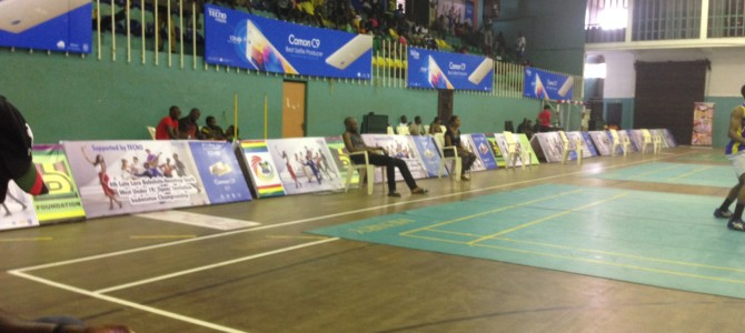 Results for All Africa Individual Championships 2018