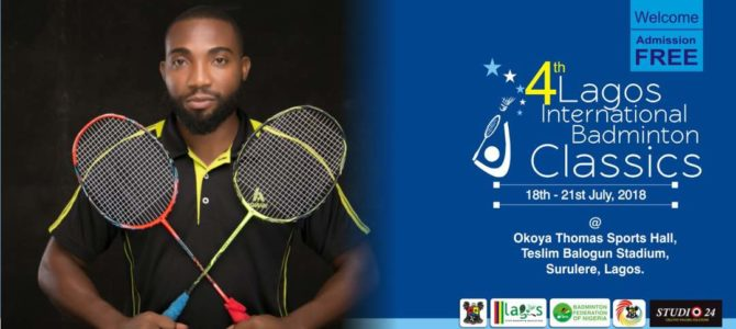 Lagos International Badminton Classics: BFN President Applauds Nigeria's performance despite Indian's Dominance.